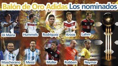 Diego Forlán fue el ganador del Balón de Oro en el Mundial de Sudáfrica 2010 por lo que ahora tendrá nuevo dueño y mucho tendrá que ver el partido de la Gran Final en el Maracaná para la decisión
