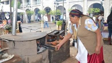 El sabor de los platillos michoacanos degustados para su promoción en la vecina entidad