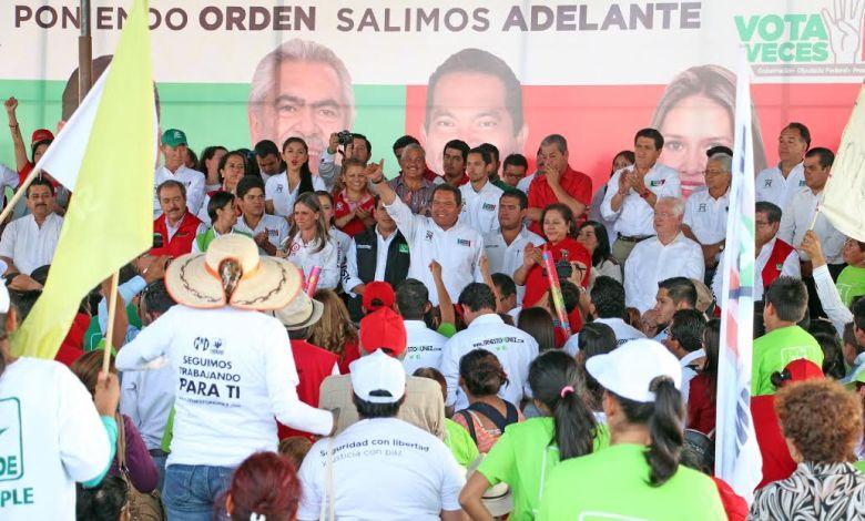Asegura el candidato a alcalde de Morelia por PRI y PVEM que va a ganar y pide a sus adversarios que respeten su triunfo el próximo 7 de junio