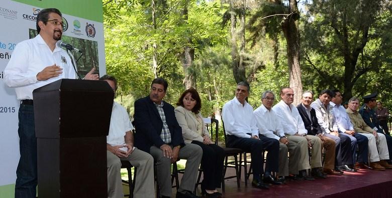 Participa la UMSNH en la Semana Conmemorativa del Día Mundial del Medio Ambiente