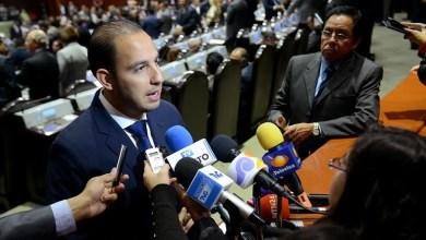 """Demandamos al gobierno federal que por congruencia o al menos por vergüenza que las denuncias que pesan en contra del ex gobernador de Coahuila no duerman """"el sueño de los justos"""": Cortés Mendoza"""