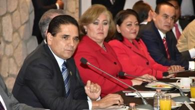 Aureoles Conejo encabezó la reunión con el Gabinete Legal y Ampliado, a quienes instruyó promover la cultura de la transparencia