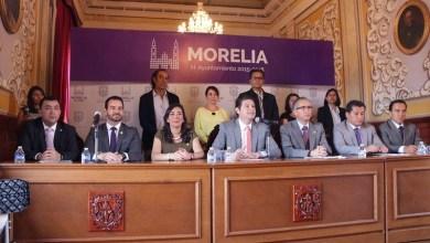 Martínez Alcázar exhortó al Congreso de la Unión a aprobar la iniciativa de Ley 3 de 3