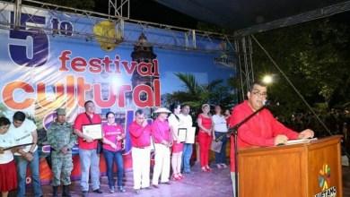 Elías Ibarra destacó que en estas actividades la población pudo disfrutar del gran espectáculo de globos de cantoya que se puso en marcha, el cual fue admirado por miles de asistentes