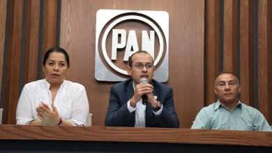 El líder panista, José Manuel Hinojosa, lamentó que la entidad ejerza 35 por ciento menos presupuesto en salud en comparación del 2015