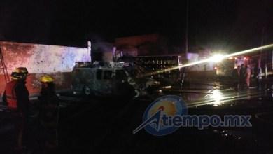 La Base de Protección Civil de Cuitzeo y dos casas aledañas resultaron lesionadas (FOTO: FRANCISCO ALBERTO SOTOMAYOR)