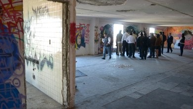 Se ofrecieron espacios para reubicar a jóvenes que ocupan el inmueble de forma ilegal