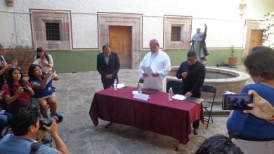 En otro tema, Garfias Merlos, felicitó a todos los infantes con ocasión del Día del Niño, y señaló que ellos nos enseñan los valores de la tolerancia y la reconciliación