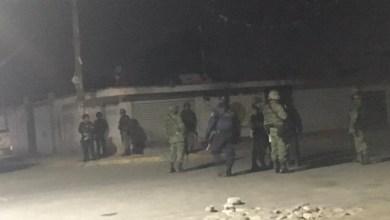 En el primer caso los militares no reaccionaron, porque los atacantes usaron a mujeres y niños como escudo, dijo la Sedena