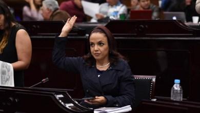 La diputada panista refrendó su interés de que se reforme la Ley de Fiscalización para integrar veedores ciudadanos al Consejo Directivo de la Auditoría Superior de Michoacán