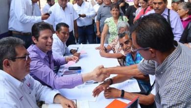 Martínez Alcázar subrayó que con este tipo de acciones, así como con este programa, la intención es brindar mejores condiciones de vida al grueso de la población
