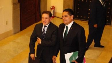 Aureoles Conejo recordó que en Michoacán se construye el Centro Estatal de Comando, Comunicaciones, Cómputo, Control, Coordinación e Inteligencia (C5i), que se proyecta como el más grande y de los más equipados en América Latina