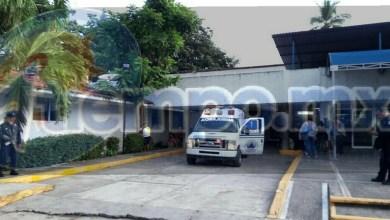 La persona fue trasladado a urgencias del Hospital General, siendo resguardado en el nosocomio por elementos de la Policía Michoacán y tomando conocimiento la Fiscalía Regional