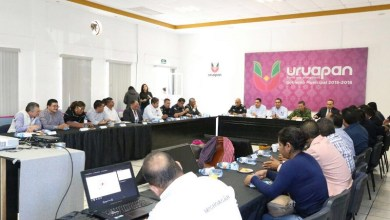 El encargado de la política interna y los demás integrantes del GCM también sostuvieron un encuentro con autoridades municipales de la zona