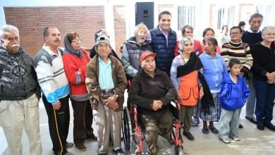 """Aureoles Conejo expresó que estas fechas son ideales para reunirse con familiares o amigos y """"nosotros debemos cuidar a nuestras adultas y adultos mayores; desde el Gobierno hacemos todo para que ustedes se sientan queridas y queridos"""""""