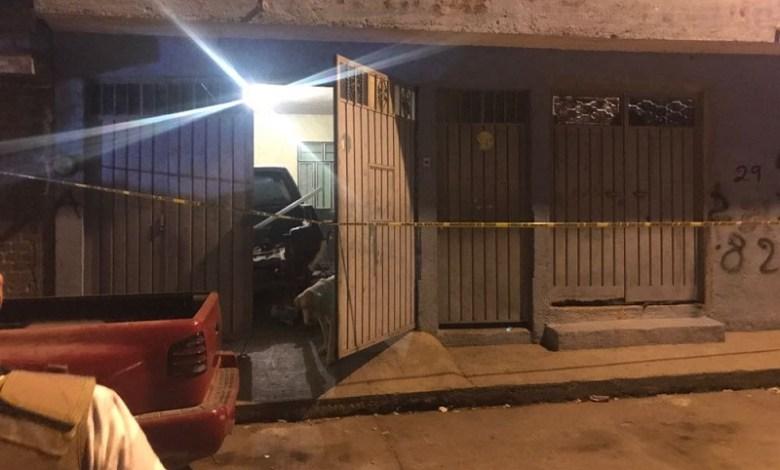 En la acción policial realizada en la capital michoacana, fueron detenidas dos personas