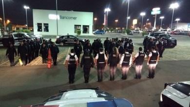 ¡Por fin!, Policía de Morelia despliega elementos en sus sectores