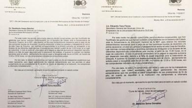 Los 181 mdp serán dispersados para el pago de salarios a trabajadores académicos, administrativos y jubilados, informó el rector Medardo Serna
