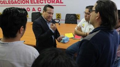 La recepción de documentos se llevará a cabo en las instalaciones del CEE del PRD ubicadas en Periférico Paseo de la República #2481 en la Colonia Prados del Campestre en un horario de 10:00 a 18:00 horas