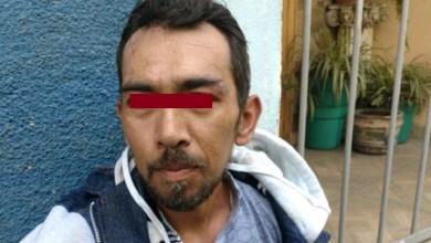 El ratero fue entregado a elementos de la Policía Michoacán