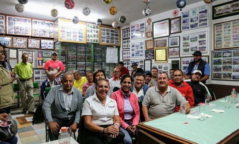 Calderón Hinojosa dijo que la intensión es incentivar y fomentar la cultura deportiva a través de la creación y restauración de espacios públicos para el deporte en las colonias