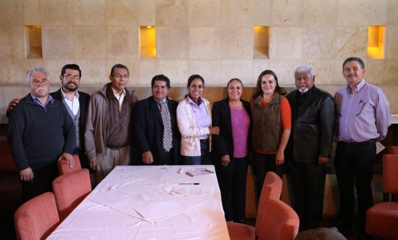 Firma Luisa María Calderón compromisos con AMEM A.C. y el Consejo Cristiano Evangélico de Michoacán, van por recuperación de valores y construcción de la paz