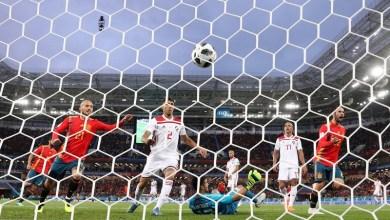 Gracias a este empate y la combinación de resultados, España se convirtió en líder de grupo y enfrentará al anfitrión Rusia en octavos de final