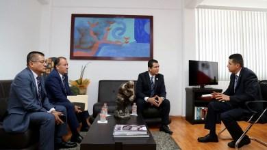 Patrón Reyes resaltó la trascendencia de esta colaboración, ya que con este tipo de mecanismos la institución ha logrado resultados positivos en varias áreas especializadas