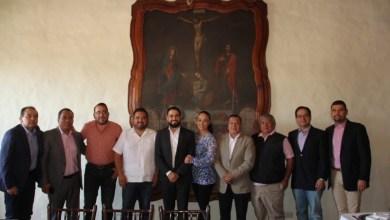 En la reunión estuvieron presentes los diputados locales Miriam Tinoco, Adrián López, Octavio Ocampo, Humberto González, Norberto Martínez, Erik Juárez, y el actual coordinador del PRD Ángel Cedillo