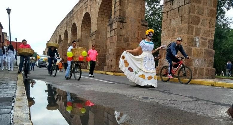 El ya tradicional evento, es organizado por la Cámara Nacional de la Industria Panificadora en Michoacán (Canainpa) con el apoyo del Ayuntamiento de Morelia