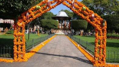 El Ayuntamiento de Morelia embelleció el centro histórico para recibir a turistas y visitantes