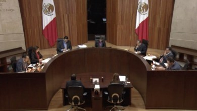 Por mayoría, la Sala Superior del TEPJF desechó el proyecto de sentencia del magistrado José Luis Vargas, que proponía declarar la nulidad de la elección en la entidad
