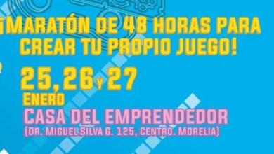 Este encuentro, de clase mundial, se realizará los días 25,26 y 27 de enero en la casa de emprendedor, ubicada en calle Doctor Miguel Silva 125, colonia Centro