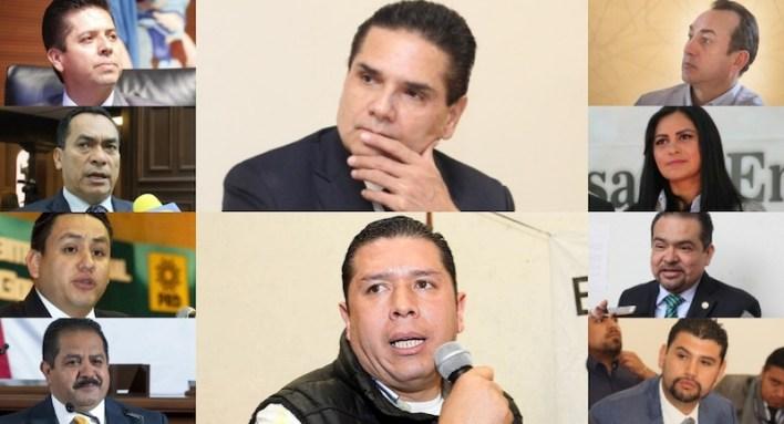 Con ADN afuera, el PRD en Michoacán quedará conformado principalmente por dos expresiones, Foro Nuevo Sol, del gobernador Silvano Aureoles, y Nueva Izquierda, del actual titular de la Sedesoh, Juan Carlos Barragán