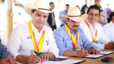 Aureoles Conejo inaugura obras de infraestructura urbana por un monto de 10 millones de pesos en beneficio de la población
