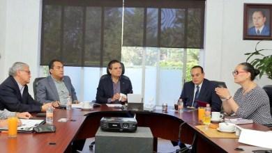 En presencia de los responsables de las áreas jurídicas, se revisó el estado de entrega-recepción de los recursos humanos, materiales, financieros y presupuestales
