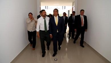Báez Ceja mencionó que ya se analiza la posibilidad de que se cuente con un servicio de transporte público para el traslado a dichas instalaciones ubicadas en la carretera a Morelia