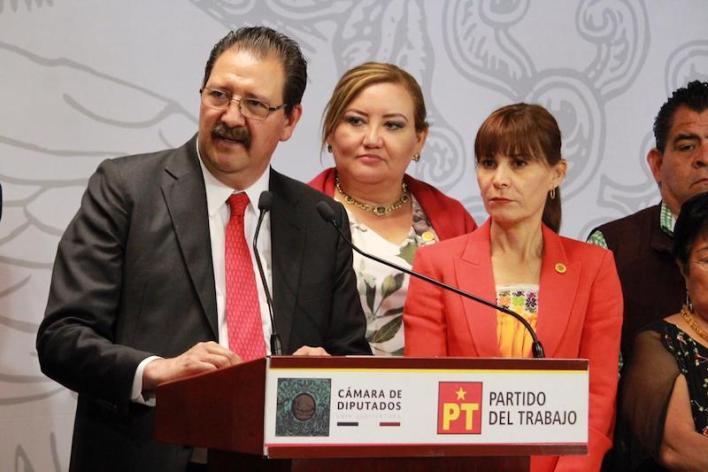 La avalaremos sólo si incluye libertad sindical, democracia sindical y se desaparece totalmente lo relacionado al outsourcing: Sandoval Flores