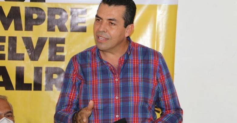 Juan Luis García Conejo, PRD