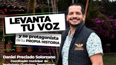 Daniel Preciado, LGBT, Movimiento Ciudadano