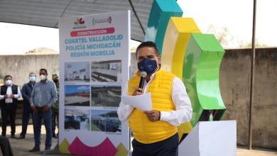 Silvano Aureoles, Cuartel Valledolid