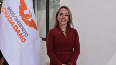 Mercedes Calderón García, Movimiento Ciudadano