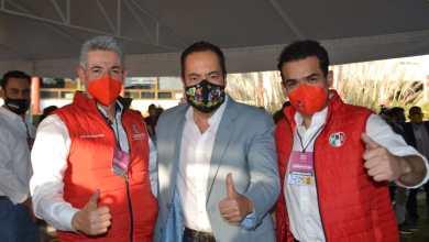 Jesús Hernández Peña, Carlos Herrera Tello, Pablo Guillermo Angulo
