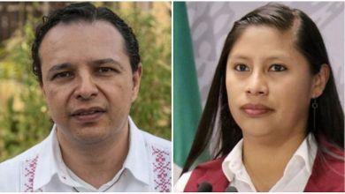 Hirepan Maya Martínez, Reyna Celeste Ascencio Ortega
