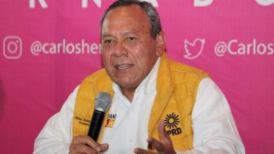 Jesús Zambrano Grijalva, PRD