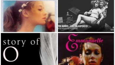cine erótico, música