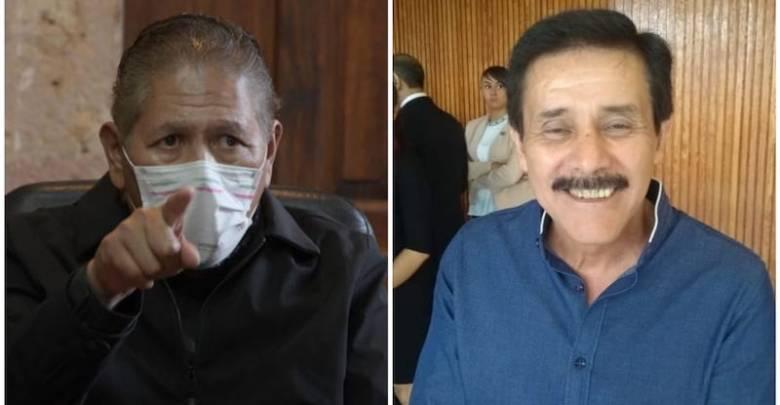 Humberto Arróniz Reyes, Jorge Molina Bazán