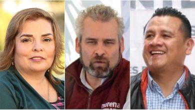 Selene Vázquez, Alfredo Ramírez Bedolla, Carlos Torres Piña
