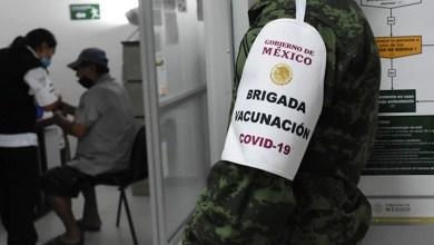 Brigada, vacunación, COVID-19