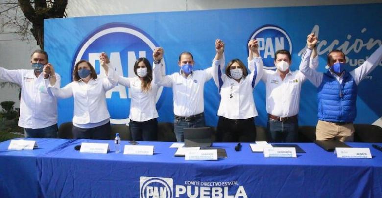 Marko Cortés, candidatos, PAN, Puebla
